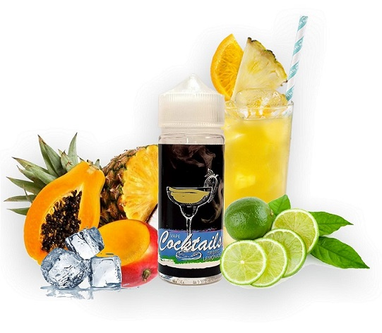 Vape Cocktails Tropic Lemonade Clouds 100 ml