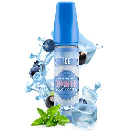 Dinner Lady Blue Menthol Ice 50 ml
