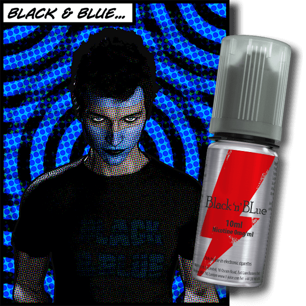 Aroma Tjuice Black N Blue 10ml
