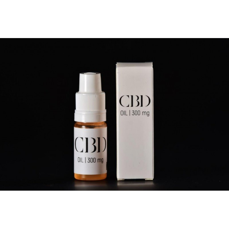 CBD oil - 300mg 10ml