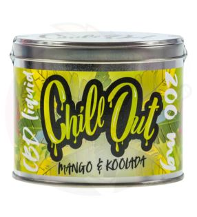 CBD Chill Out - Mango e Coolada 300mg 10ml