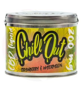 CBD Chill Out - Stawberry e Watermelon 300mg 10ml