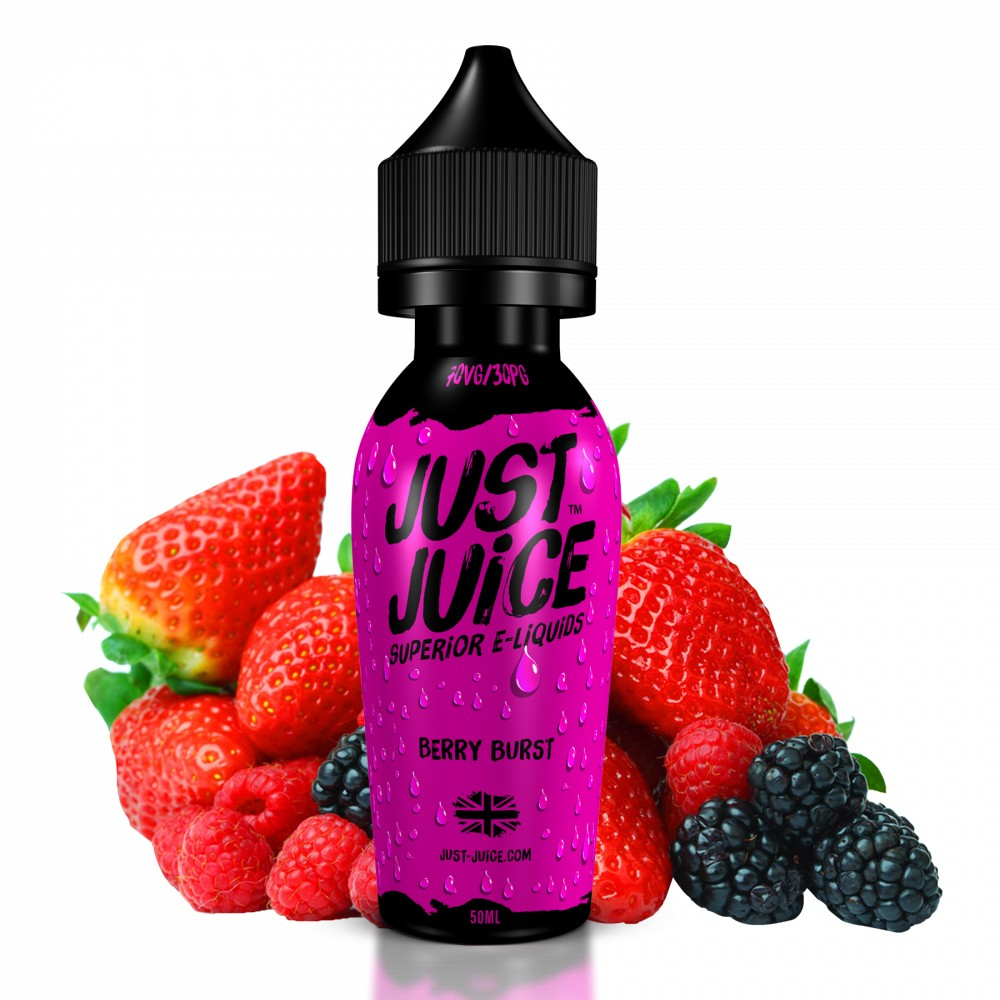 Berry Burst 50ml - Just Juice