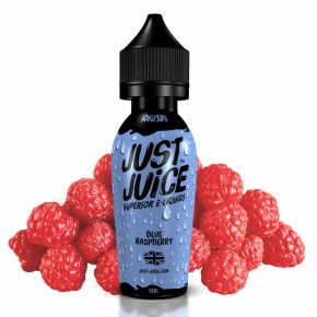 Blue Raspberry 50ml - Just Juice
