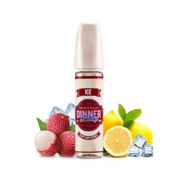 Dinner Lady Ice - Flip Flop Lychee - 50 ml