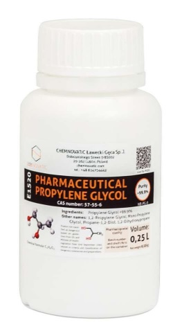 Base PG 250ml Chemnovatic